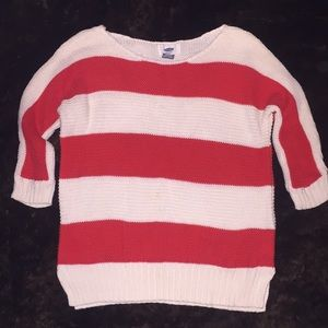 Old Navy girls S 6/7 sweater